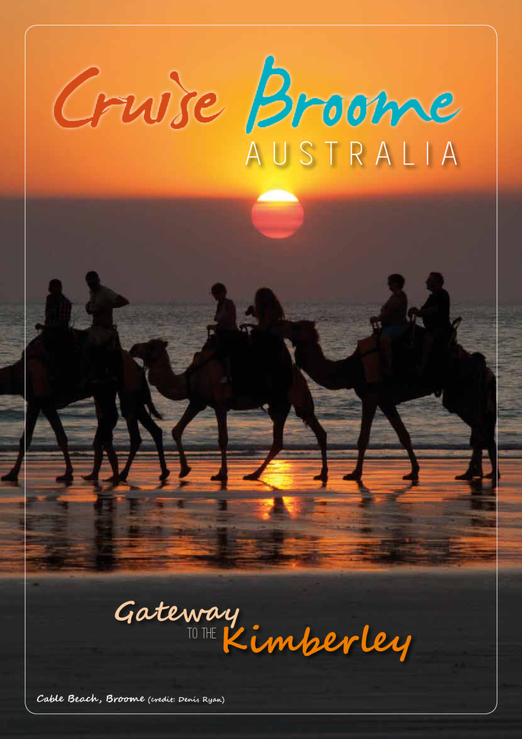Cruise Broome Brochure